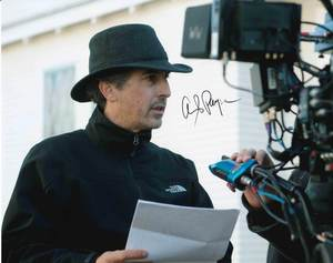 "Alexander Payne Signed 10x8"" Photograph & COA (The Descendants)"