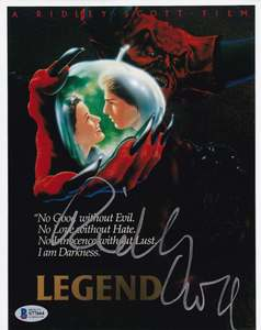 "Ridley Scott Signed 10x8"" Photograph & COA (Legend)"